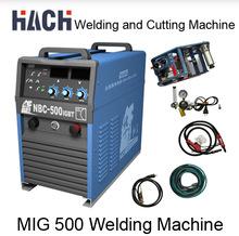 IGBT DC Inverter MIG/MAG Welder NBC-500