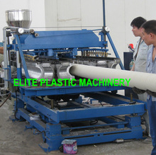 Manufacutre of Patent Dura wall corrugated plastic pipe machine ESB-250