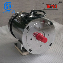 IEC Waterproof Stainless Steel Electric Motor SS112-132 TEFC Without terminal box