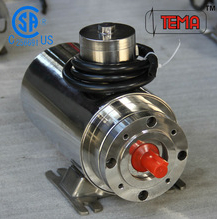 SS63-100 TENV With terminal box IEC Waterproof Stainless Steel Electric Motor