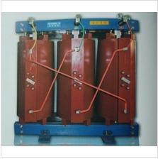 Resin casting dry type transformer