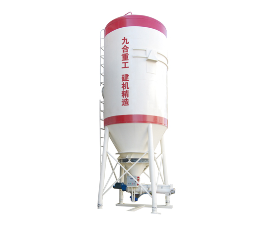 Резервуар для запаса песочного раствора сухого порошка