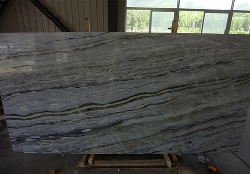 marble(grayish blue-4)