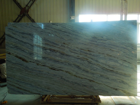 marble(grayish blue-8)