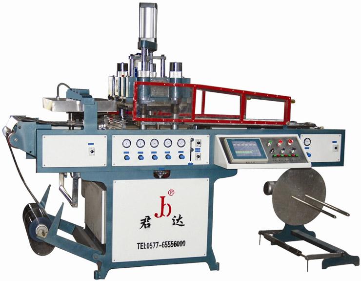 RJD515-580型(BOPS)塑料气压热成型机