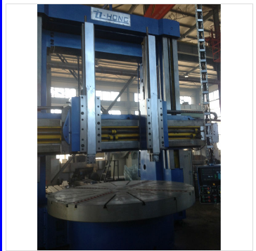 hot sale heavy duty VTL Double Column Vertical Lathe C5263 metal working equipments for large dia parts