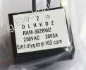 250V lightning protected devices RAM-362BWZ Single Phase Surge Protection