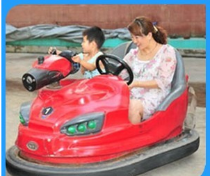Bumper Car Amusement rides shooting ball Car