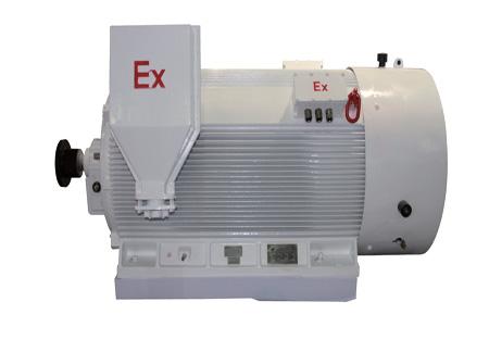 YB2(355—560)系列防爆电机
