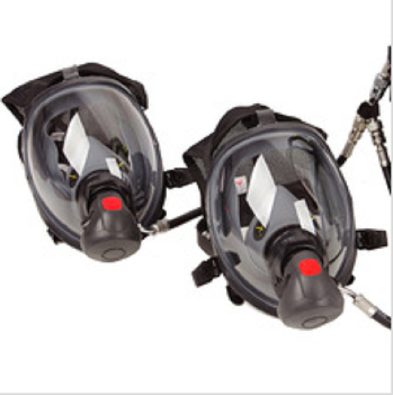 Full Face SCBA Air Protection Mask