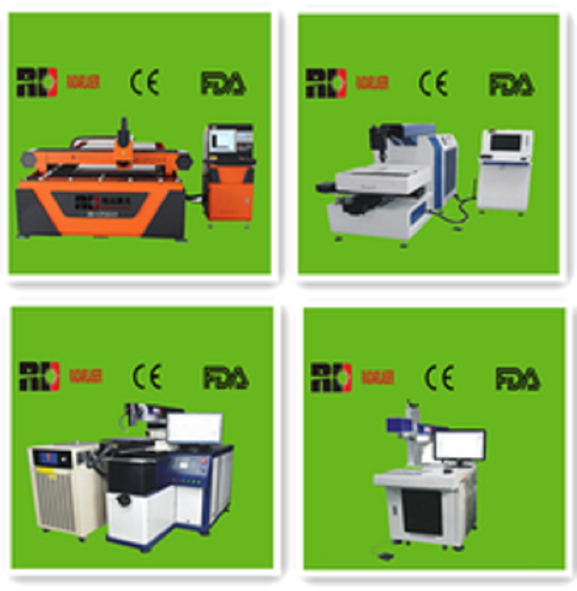 500 W Fiber laser cutting machine