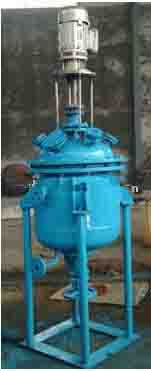 Steam Jacketed Mix Tank