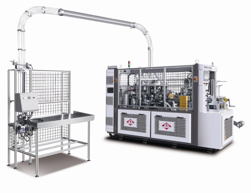 DEBAO-1250中速纸碗机