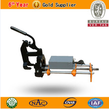 2014 Tiegong ZG-13 electric steel rail drilling machine for hot sale