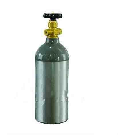 CO2(Carbon dioxide) beverage gas cylinder