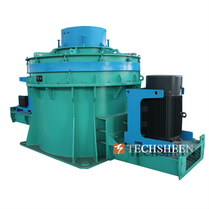 Techsheen CPF Impact Crusher