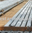 irrigation equipment part of pipe weldment