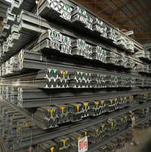 Quality heavy steel rails made in China