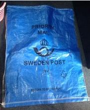 Woven Polypropylene Mailing Bag