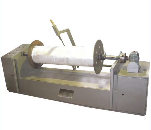 CD carpet machine
