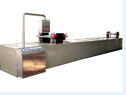 FRP hydraulic pultrusion production line