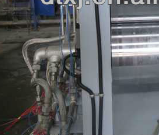 hot sale new design rubber sheet performing machine