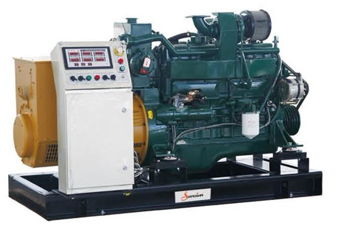 Дизельный генератор (серии YuChai) для судна