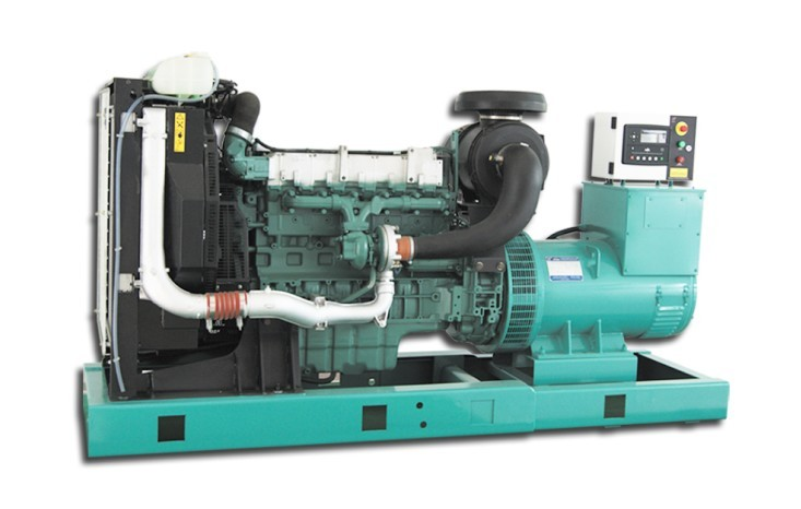 Дизельеый генератор (серии VOLVO) для наземного использования