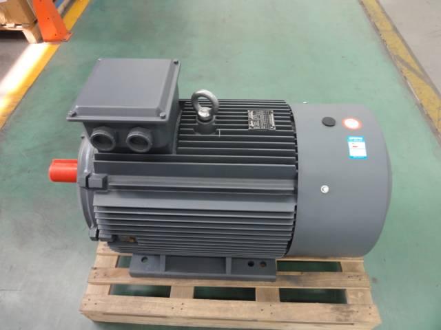 Высокоэнергосберегающий трехфазный асинхронный электродвигатель серии YE3