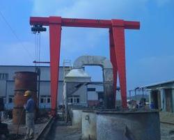 Hoist gantry crane