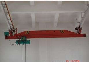 Large-span gantry crane,  Single girder suspension crane