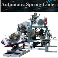 automatic spring coiler
