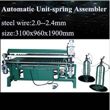 automatic unit-spring assembler