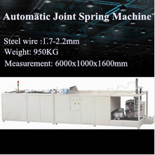 automatic joint spring machine