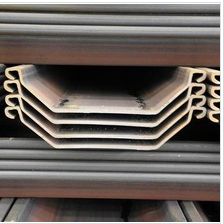 Hot rolled Utype Steel Pile JISA5523/JISA5528