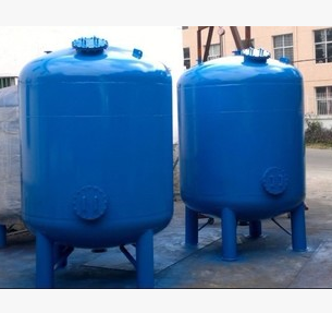 Factory wholesale steel lining cans, soft water tank