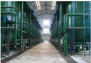 Mechanical filters, activated carbon filters