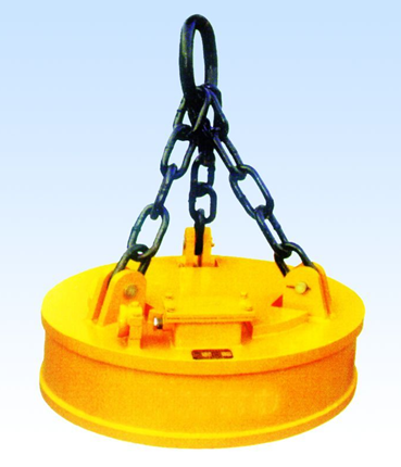 Electromagnet, Suitable for Lifting and Transferring Steel Scraps/Cast Ingot/Steel Balls