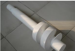 Quartz ceramic glass production line agitator