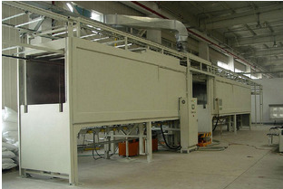 Bake, infrared drying tunnel, quartz baking furnace