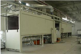 Bake, infrared drying tunnel, quartz baking furnace