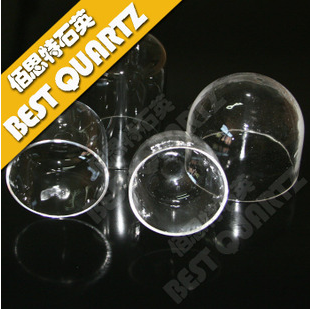 Beaker quartz crucible, the quartz mask, the evaporating dish, distillation flask, quartz glass, laboratory equipment