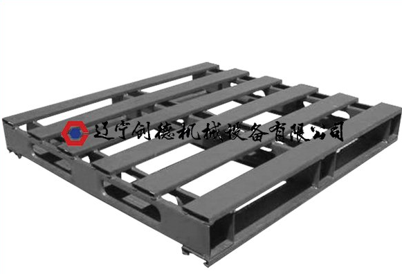 Heavy bone metal tray