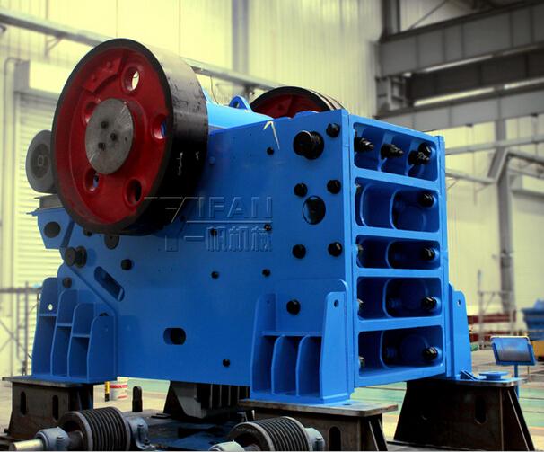 Щековая дробилка серии JC   высокоизносостойкое дробильное оборудование