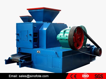 High Density Charcoal Briquetting Machine