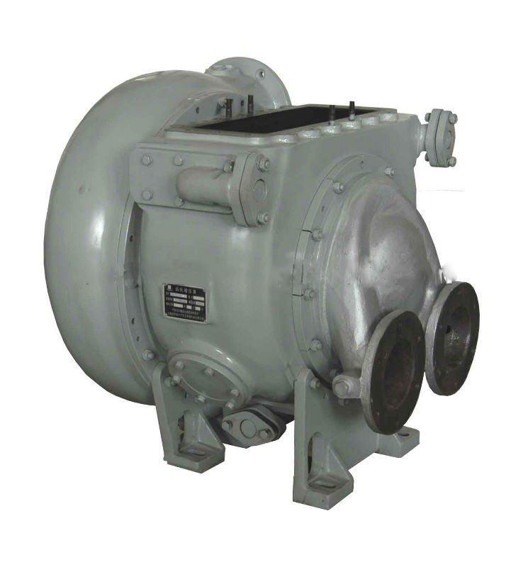 Turbocharger for Locomotive
