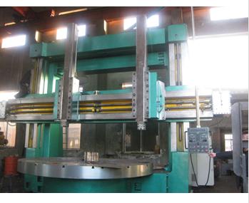 C34-CK5112A-CK5125A Series CNC vertical lathe