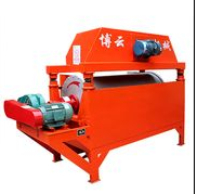 Dry magnetic separation machine