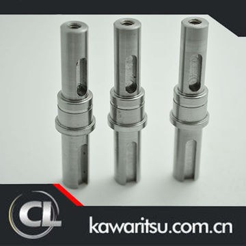 CNC Turned Part, Direct Manufacturer, ISO Certified, Stainless Steel, Brass, Aluminum, Carbon Steel