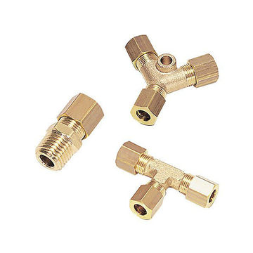 Threaded pipe fittings brass fitting